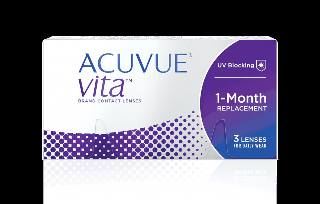ACUVUE® VITA® Brand Contact Lenses
